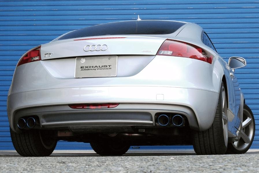Arqray - Titanium Hybrid Exhaust