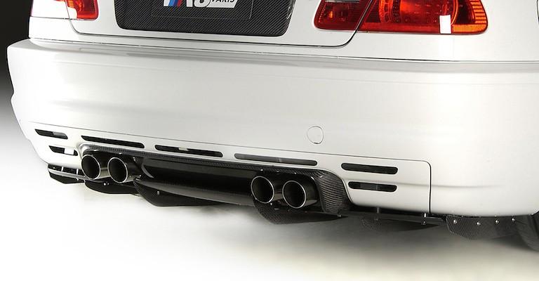 Rear Under Skirt - Construction: Carbon/FRP - VAB-4620