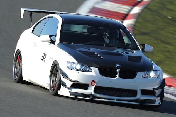 VRS - BMW E92 M3 Coupe Aero Parts