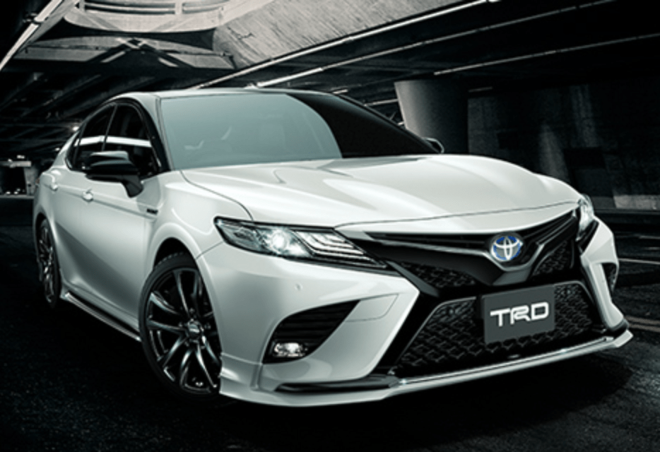 TRD - Exterior Parts - Camry WS Body