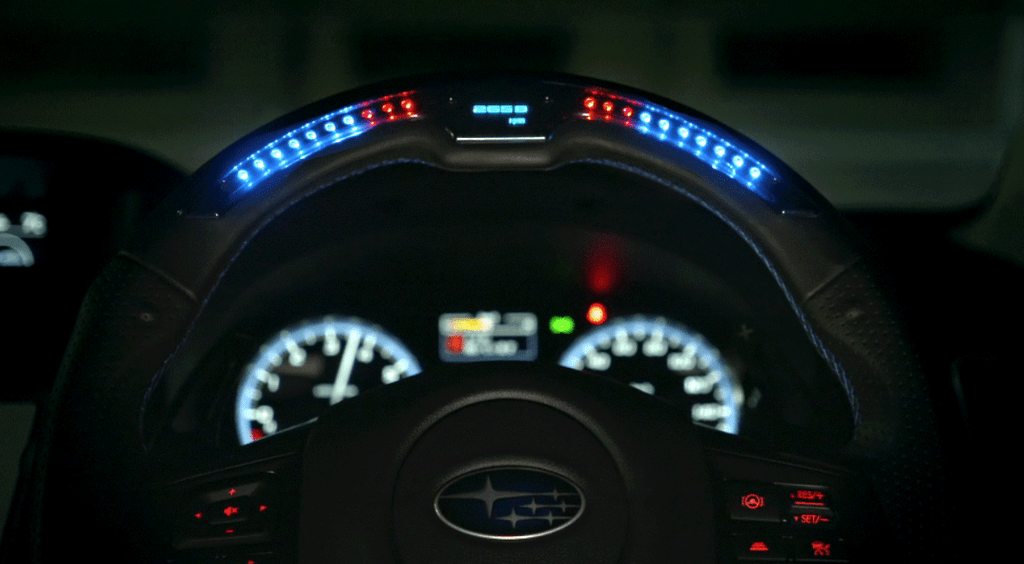 DAMD - Performance Steering Wheel