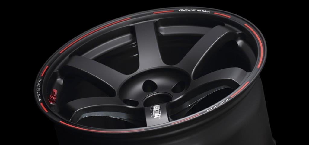 RAYS - Volk Racing TE37 Saga Time Attack Edition