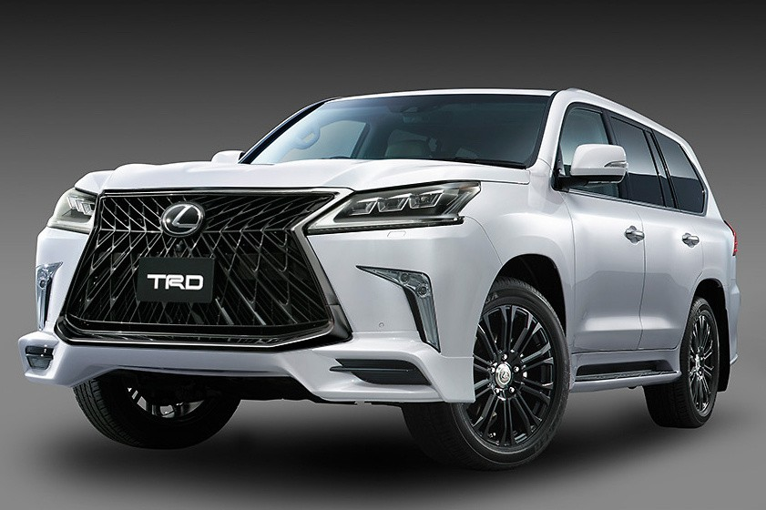 TRD - 21inch Forged Aluminum Wheel