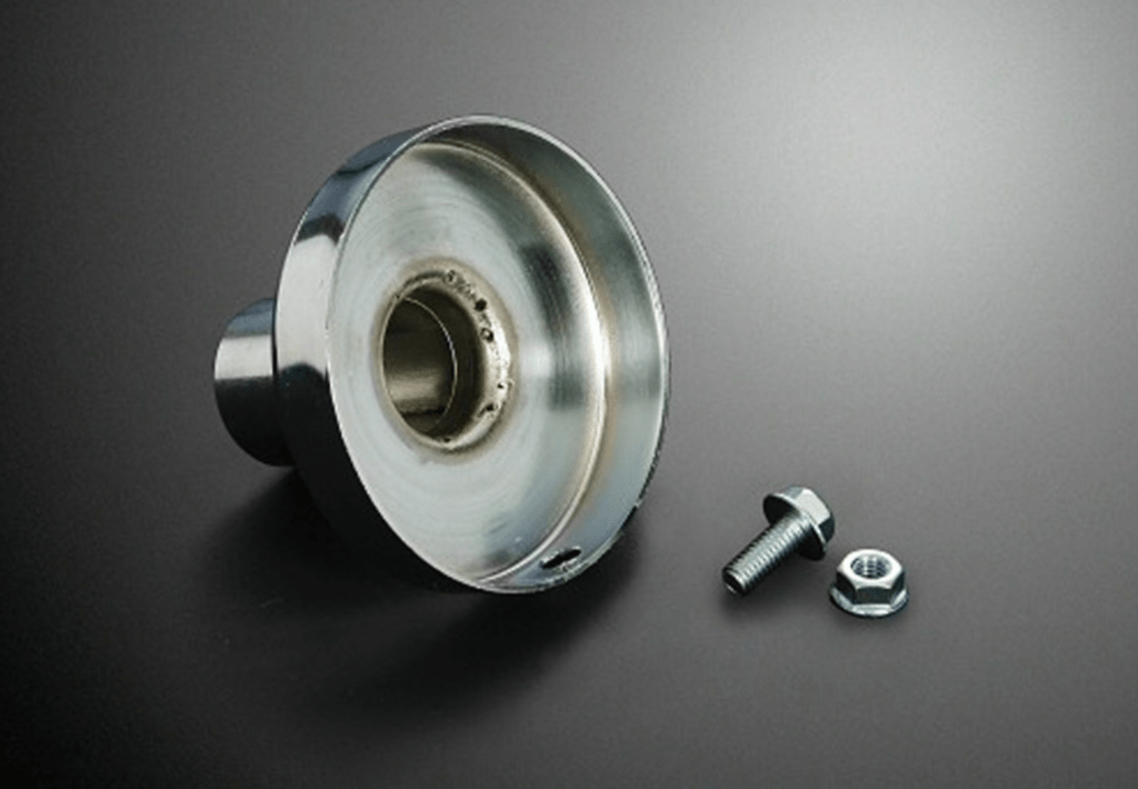 SUS Exhaust System Dedicated Inner Silencer - Diameter: 75mm - SIS-75