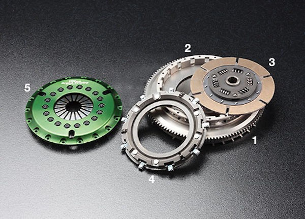 OS Giken - Overhaul Kit - Street Master Clutch