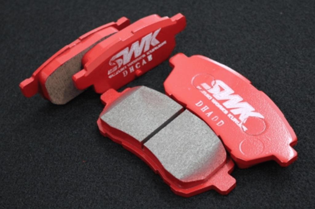 Suzuki Works Kurume - Sports Brake Pads