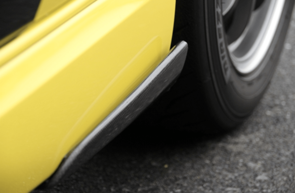 Suzuki Works Kurume - Rear Bumper Set