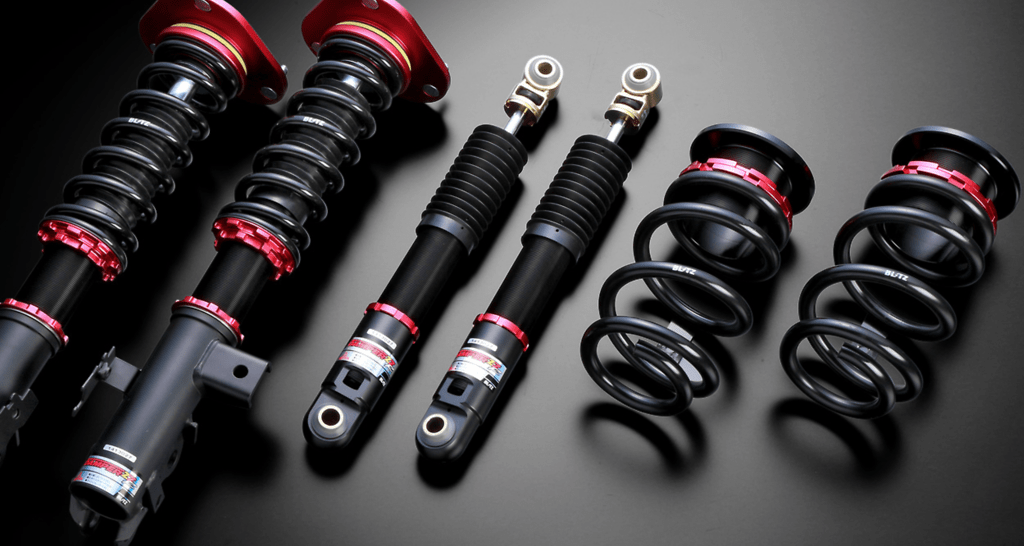 Blitz - Damper ZZ-R Option Parts