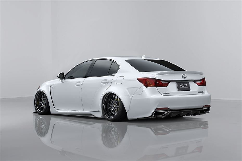 Perfect Body Kit - Construction: FRP - Colour: Unpainted - AIMPVIPGT-GSE-PBK