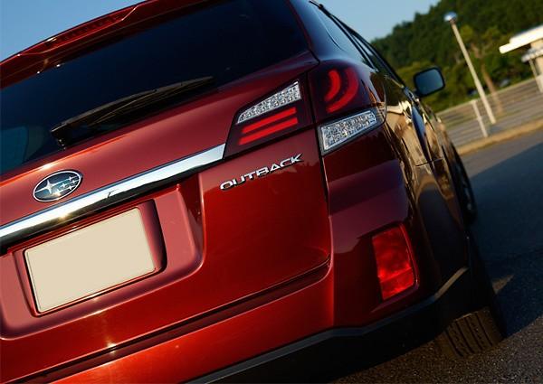 Crystaleye - BR Legacy Wagon Fiber LED Tail Light V2 Sequential Winker