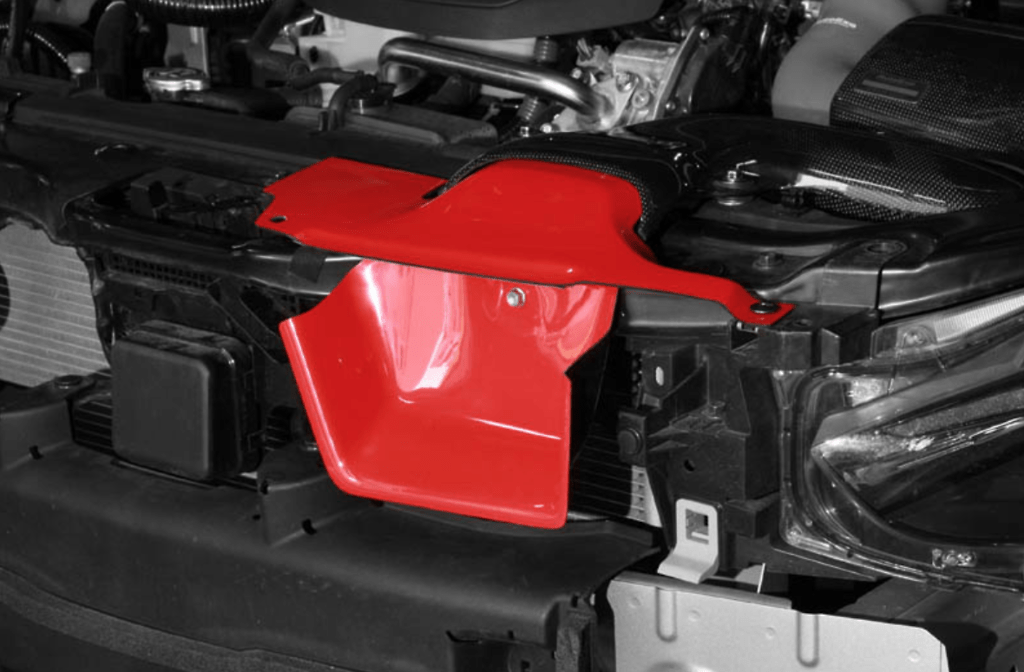Construction: FRP - Color: Red - MGJ9B00