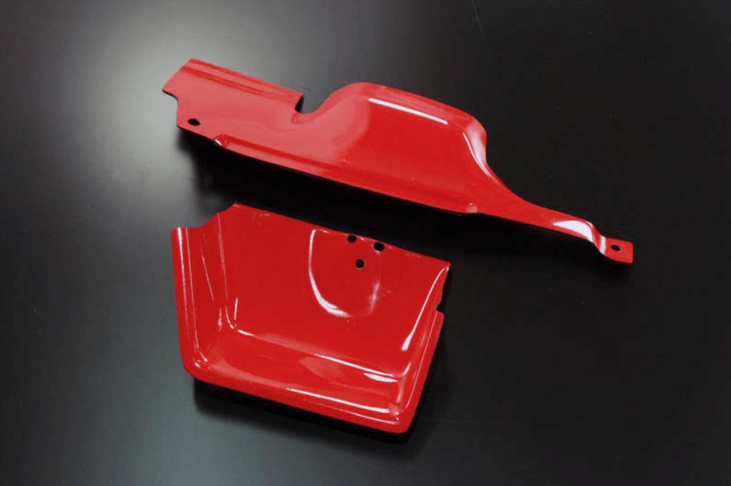 Construction: FRP - Color: Red - MBM9B00