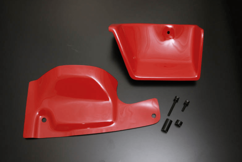 Construction: FRP - Color: Red - MKF9B00