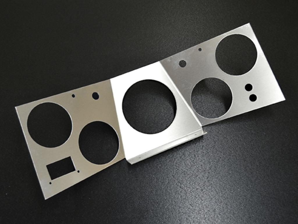 4x 60mm, 1x 80mm & Fuel Gauge - METER-TYPE