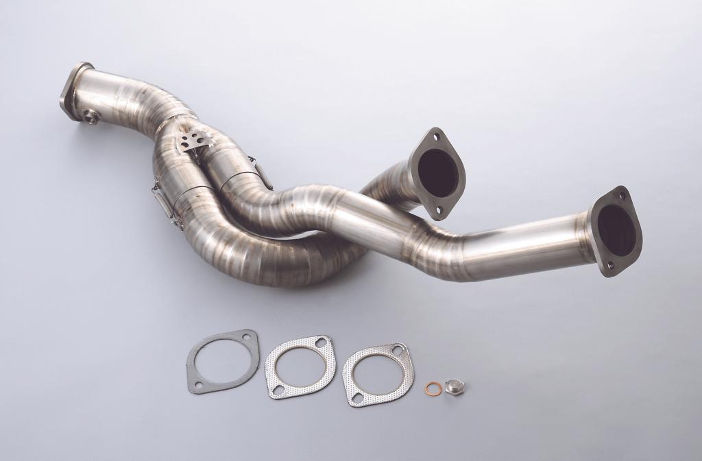 Material: Titanium - Diameter: 2x70-80mm - Weight: 2.4kg - 431006