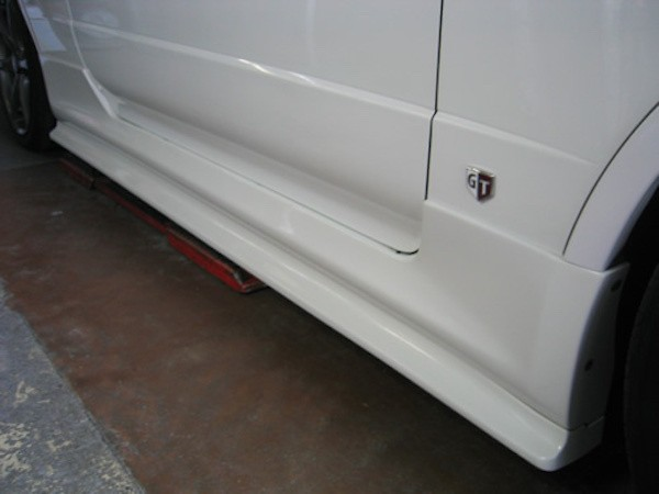 Side Step Under Spoilers - Material: FRP - Colour: Unpainted - R34-SSUS-2DR