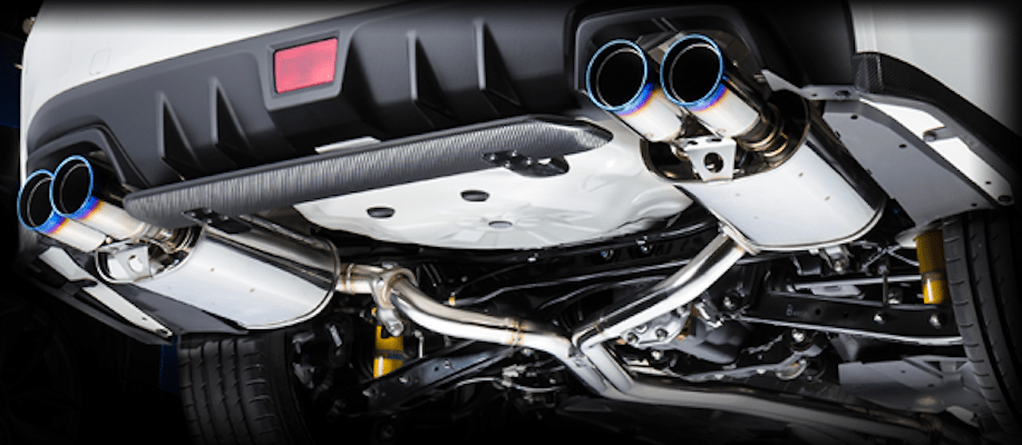 Kakimoto Racing - Exhaust Accessory Kit