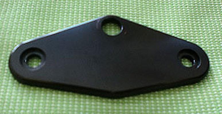 Black Alumite Base - MURA-OMBAB