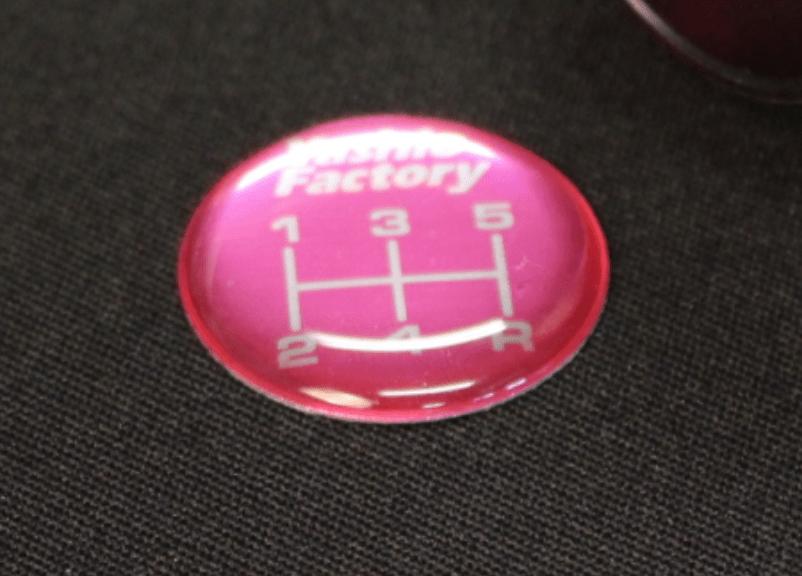 Badge: 5 Speed - 5MT