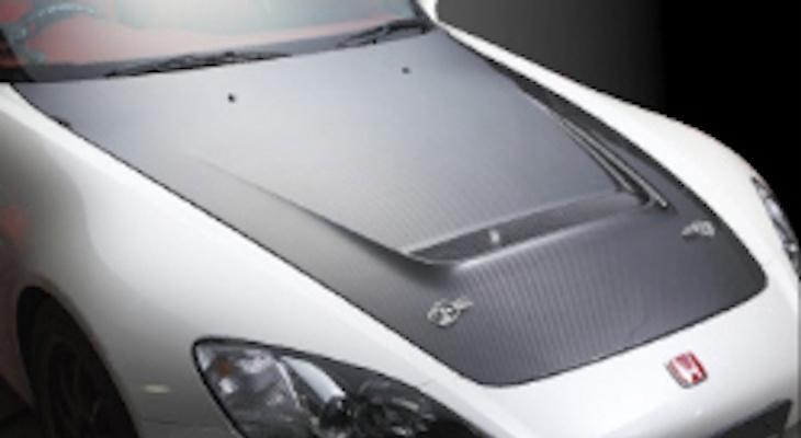 Material: Dry Carbon - R1T-SVB-AP12-DC