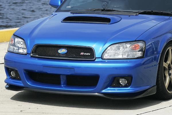 K2 Gear - S401 Type Front Lip