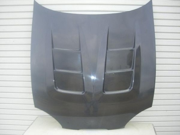 Toyoshima Craft - Original Cooling Carbon Hood for Cappuccino