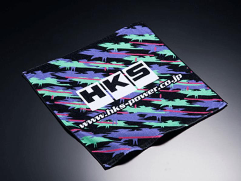 HKS Oil Color Hand Towel - Colour: Oil Color - Material: 100% Cotton - Size: 34cm x 34cm - 51007-AK227