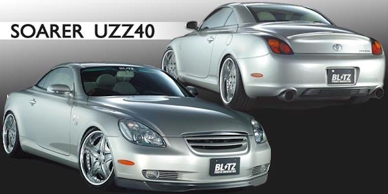 Blitz - Aero Speed Premium - Soarer UZZ40