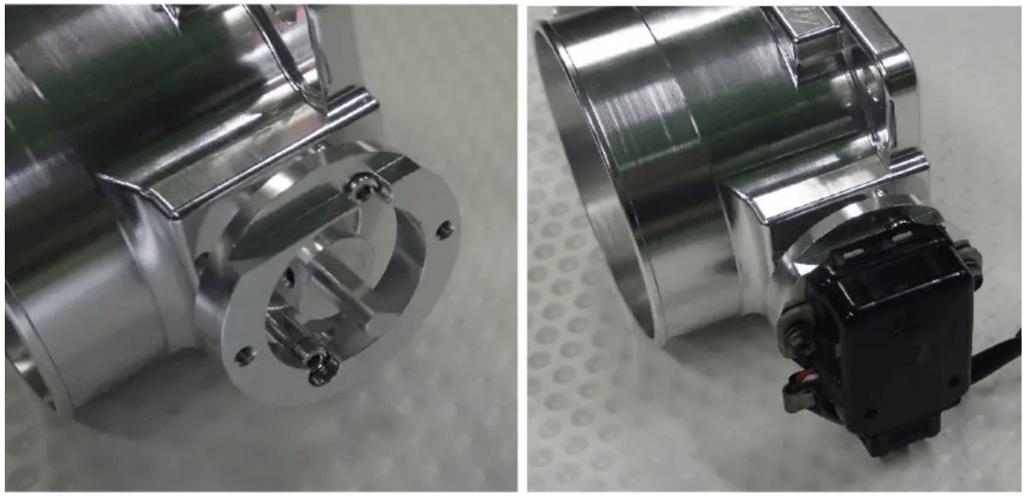 Greddy - RB26 Single Throttle Surge Tank