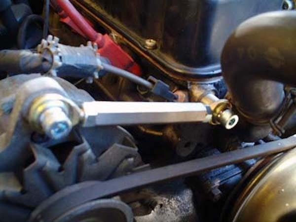 Matsuoka Engineering - Alternator Adjusting Bar