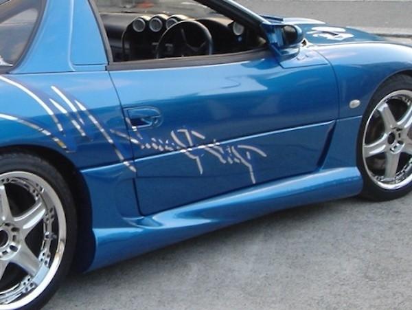 Material: FRP - Colour: Unpainted - PRM-GTO-SS