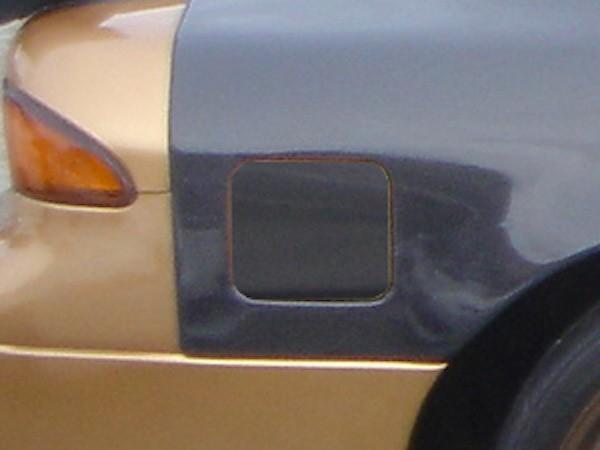 Filler Door Cover - Material: Carbon - PRM-GTO-CARFD