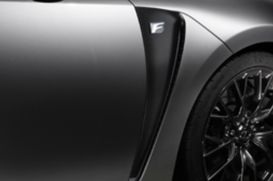 Carbon sheet for Front Fender - 08231-TUL10-02