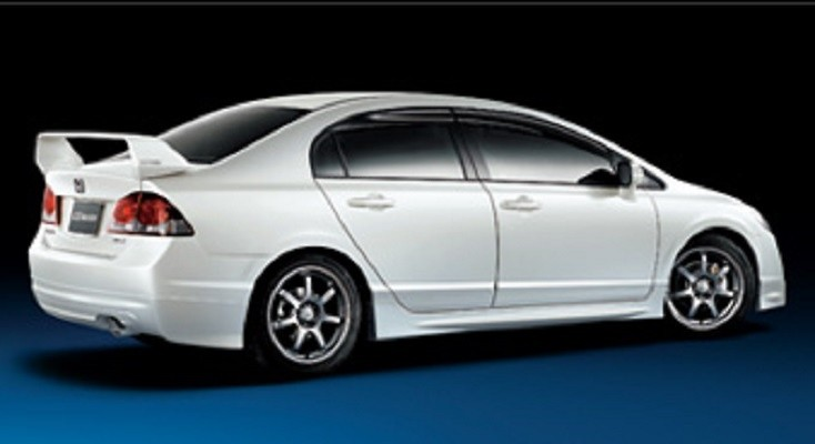 Styling Set: Front Under Spoiler + Side Spoilers + Rear Under Spoiler - Construction: PPE - Colour: Unpainted - 61000-XKPD-K0S0-ZZ