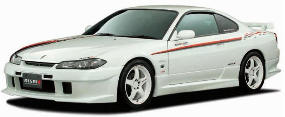 Front Bumper Spoiler - Construction: FRP - Colour: Unpainted - 62020-RSS55