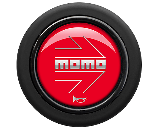 Colour: MOMO Arrow Red - Design: HB (Normal Type) - HB-19