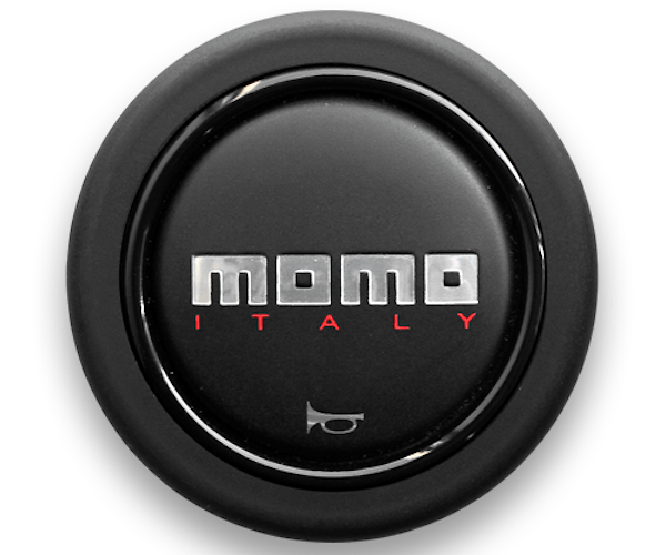 Limited Edition - Colour: MOMO Italy Black - Design: HB (Normal Type) - HB-11