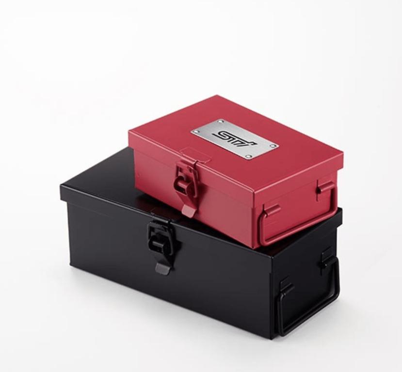 STI - Steel Box