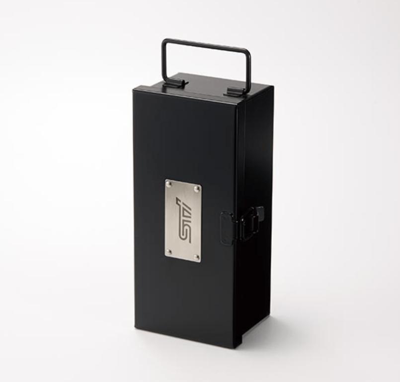 Size: Medium - 220x100x85mm - Color: Black - STSG18100230