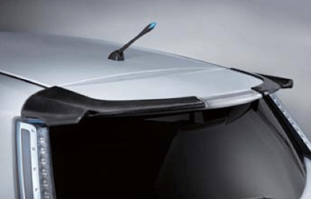 Rear Add On Spoiler Kit - Construction: Carbon - Colour: Unpainted - 98100-RPZ00