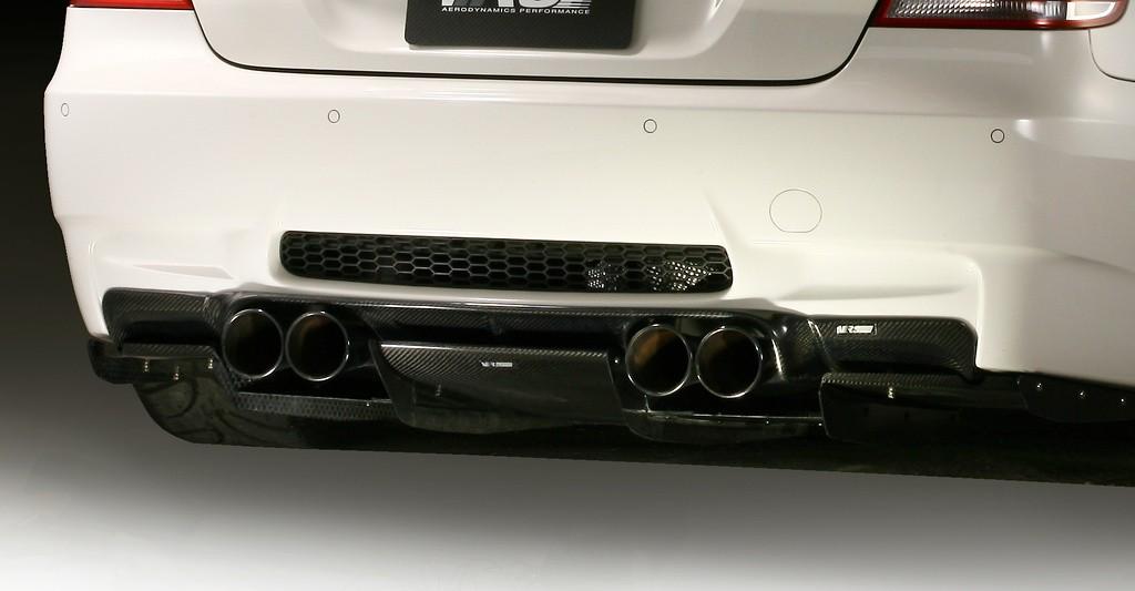 Varis - VRS E92 M3 Coupe Rear Diffuser