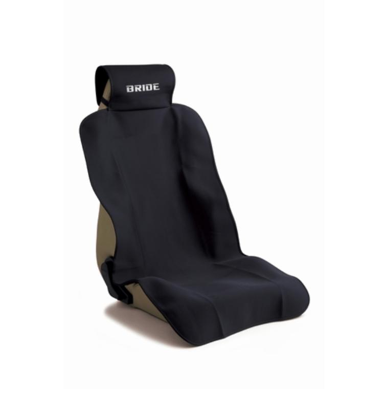 Type: Seat Jacket & Apron - Color: Black - P72APO