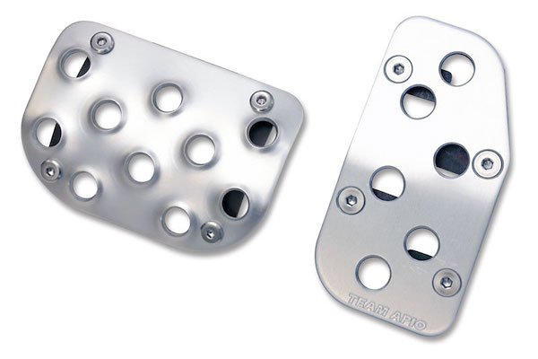 Colour: Clear Anodized Finish - Material: Aluminum - 4026-06C