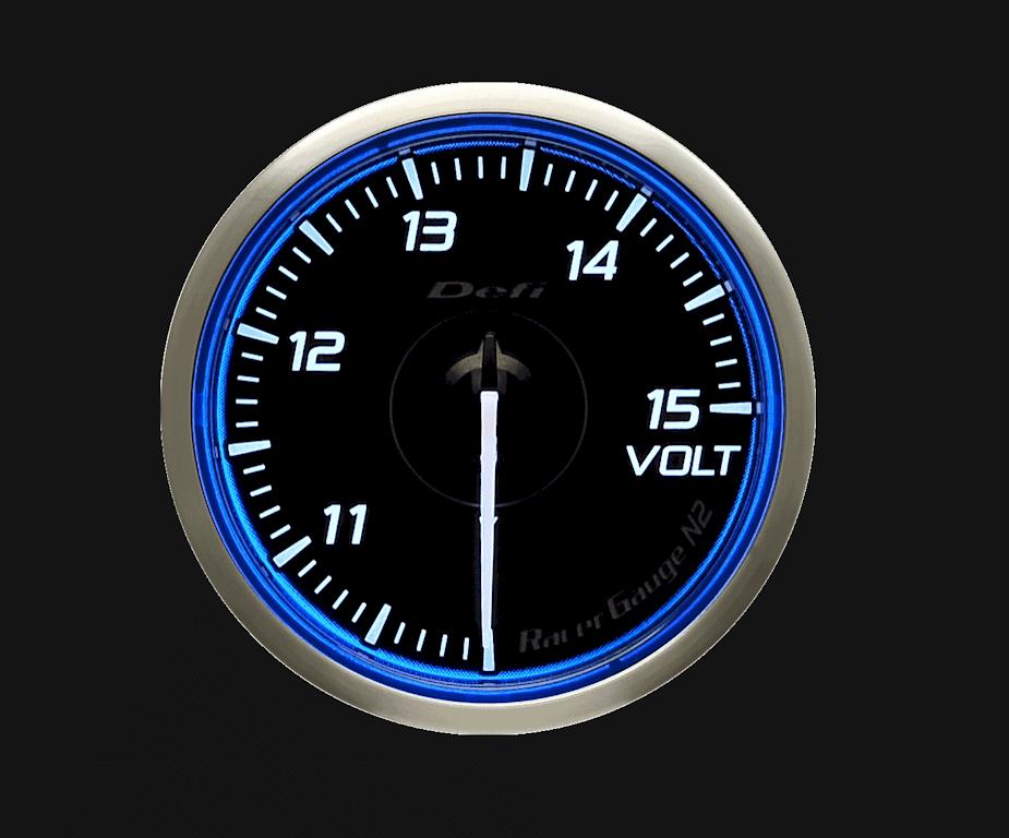 Type: Voltage - Color: Blue - Diameter: 60mm - Range: 10-15V - DF17101