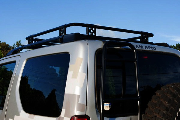 APIO - Jimny Roof Rack Raid Carrier
