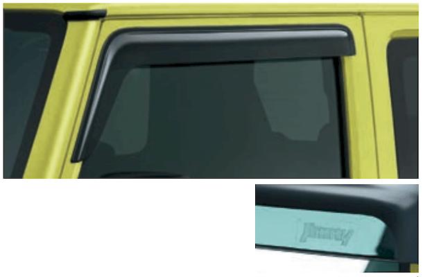 Door Visor Set - Category: Exterior - 99120-77R01