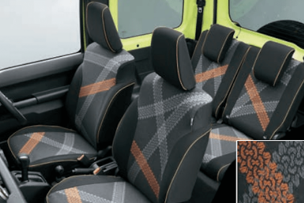 Seat Covers - Tire Pattern - Category: Interior - 99180-77R20