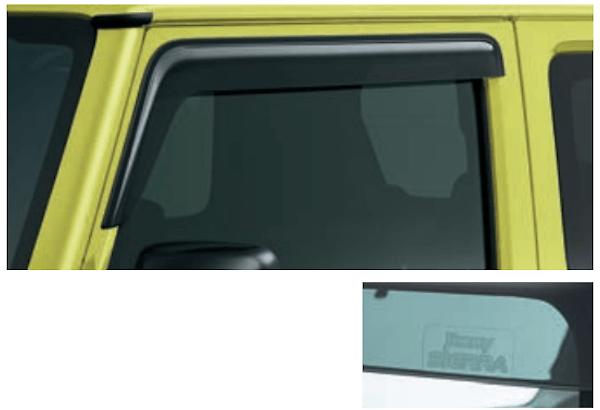 Door Visor - Category: Exterior - 99120-77R01