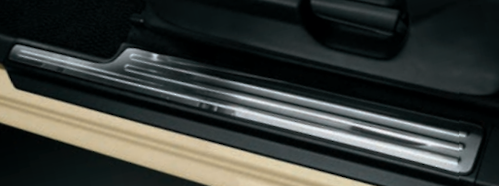 Side Sill Scuff Plates - Category: Interior - Colour: Stainless Steel - 99142-77R00
