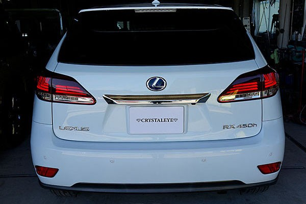 Crystaleye - Lexus RX Fiber Full LED Tail Lamp V3
